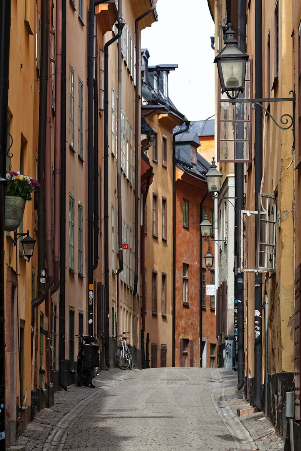 Poster: Stockholm Old Town - Places & Cities