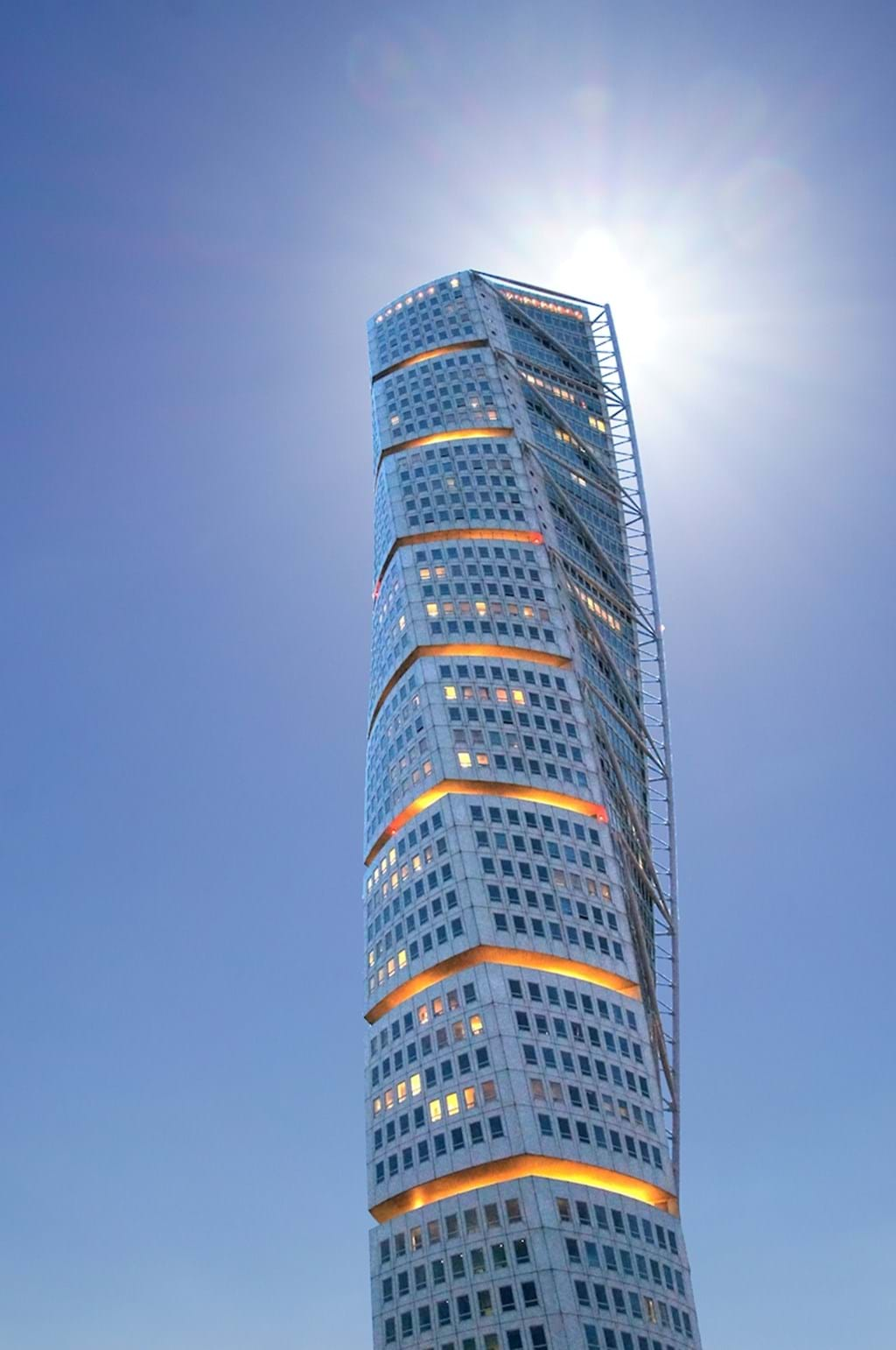 Poster: Turning Torso - Places & Cities