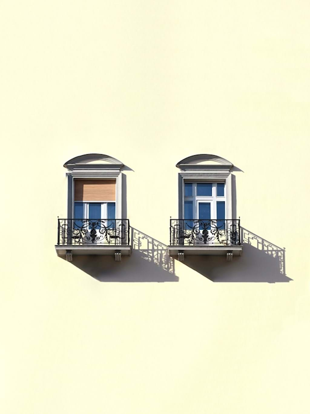 Poster: Neighbours II - Architecture & Design