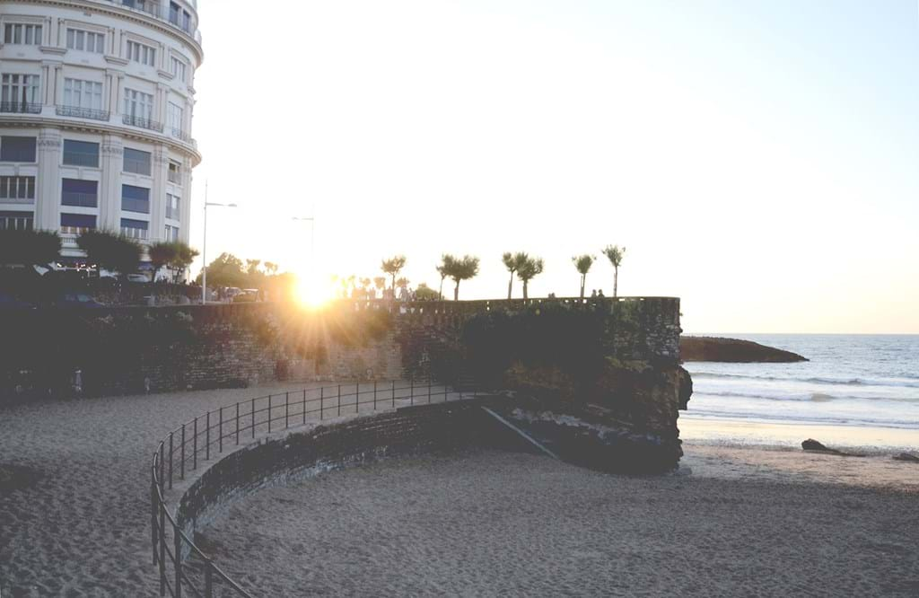 Poster: Biarritz  - Places & Cities