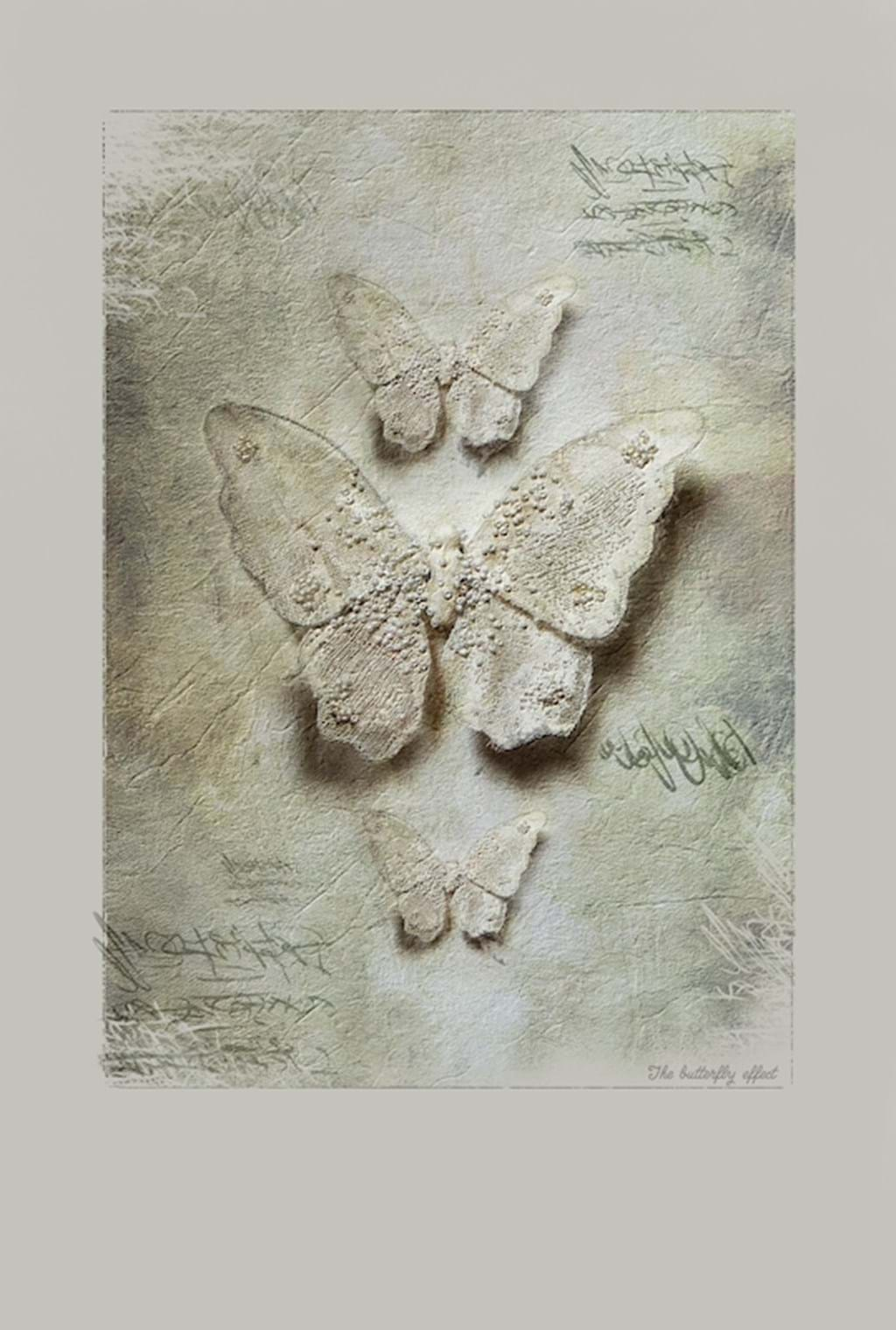 Poster: The butterfly effect - Digital