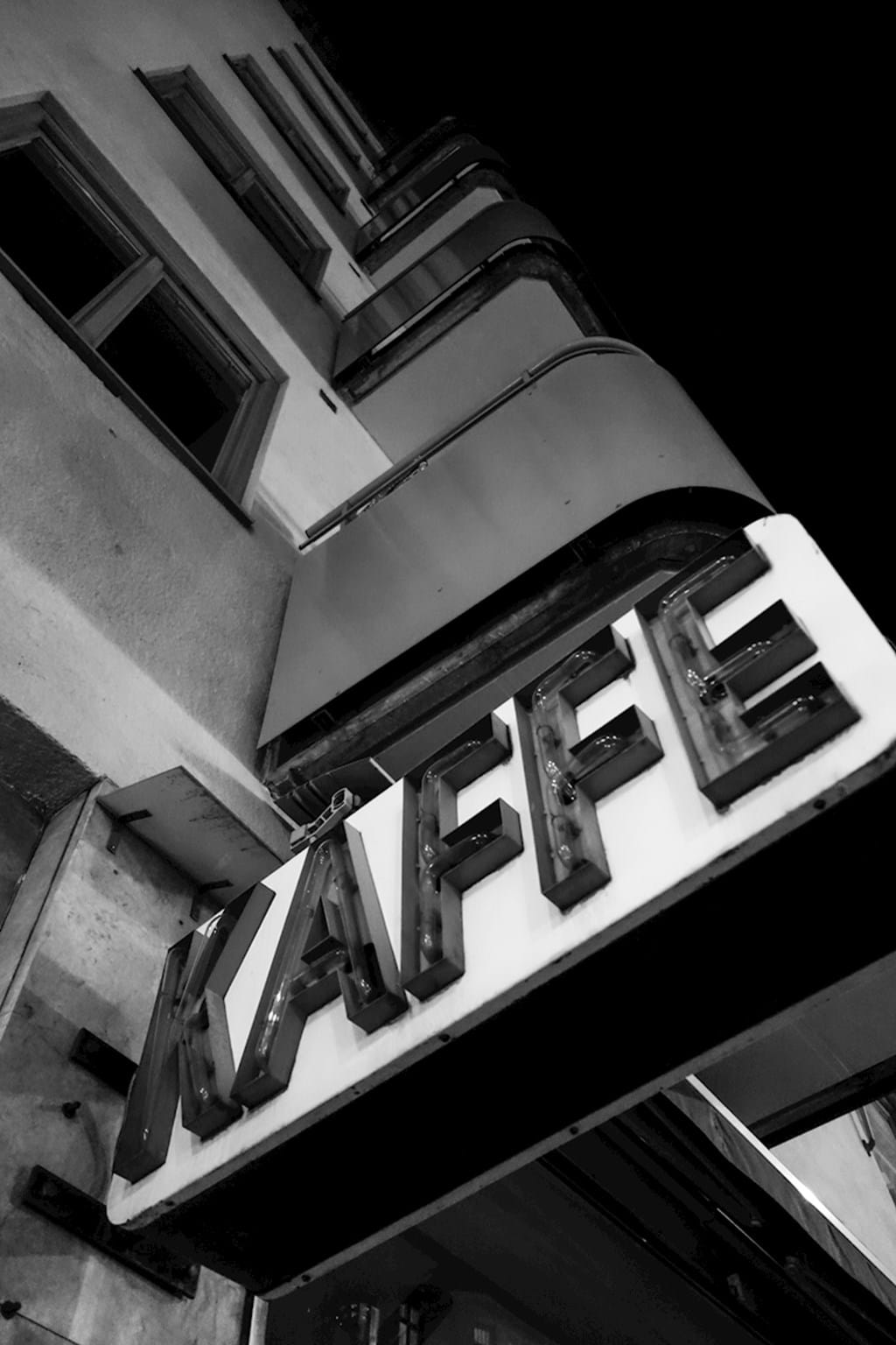 Poster: Coffee - Places & Cities