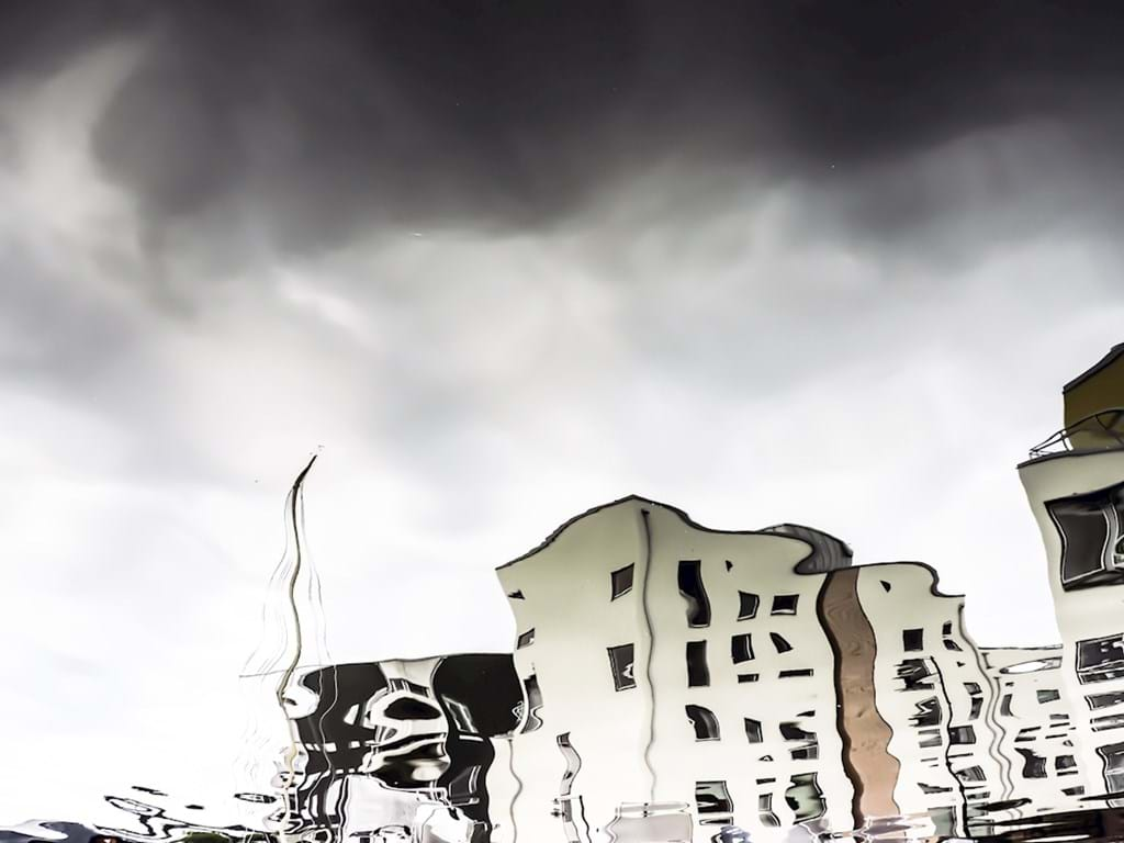 Poster: Abstract architecture - Abstract