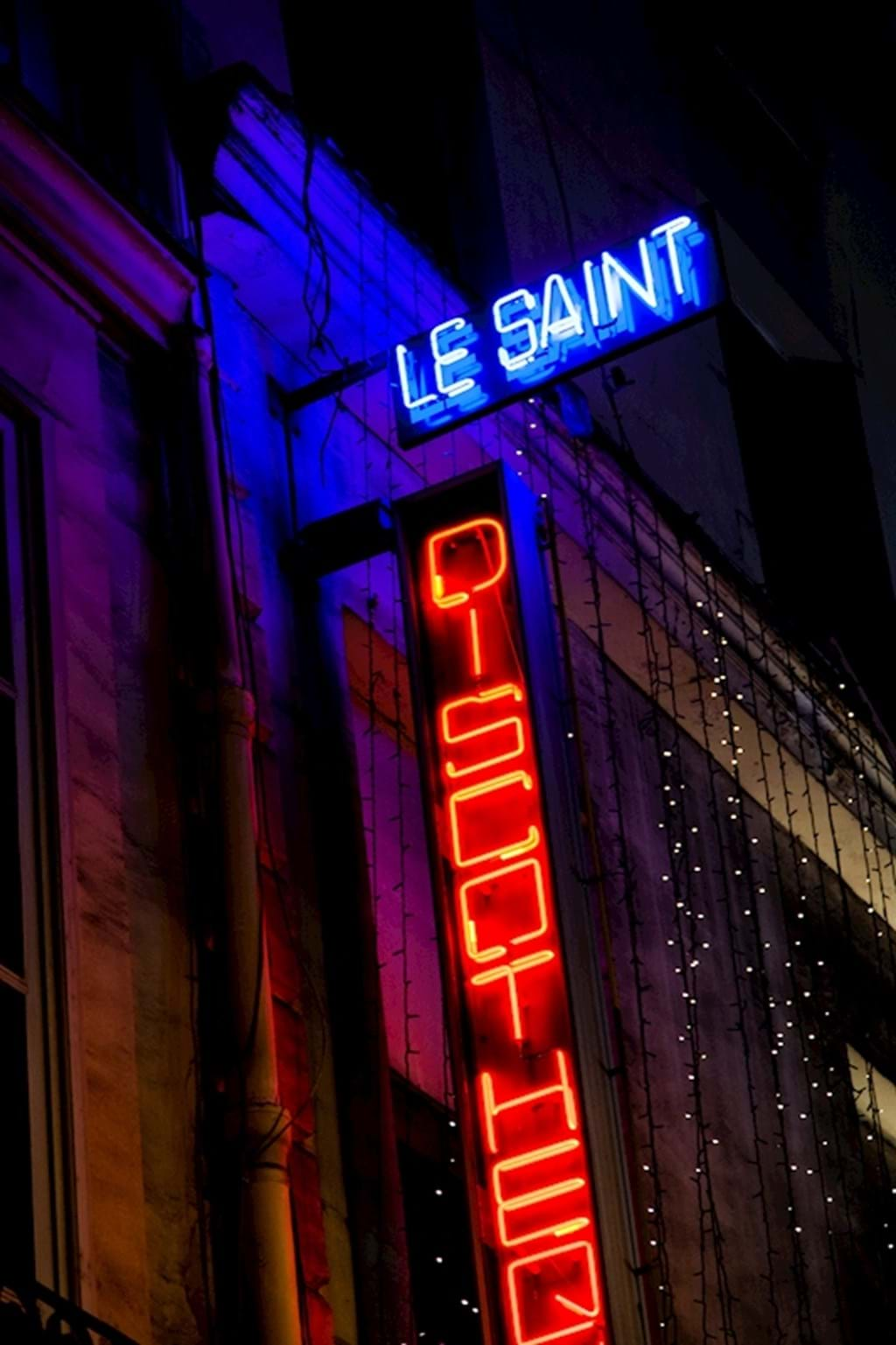 Poster: Neon i Paris - Digital