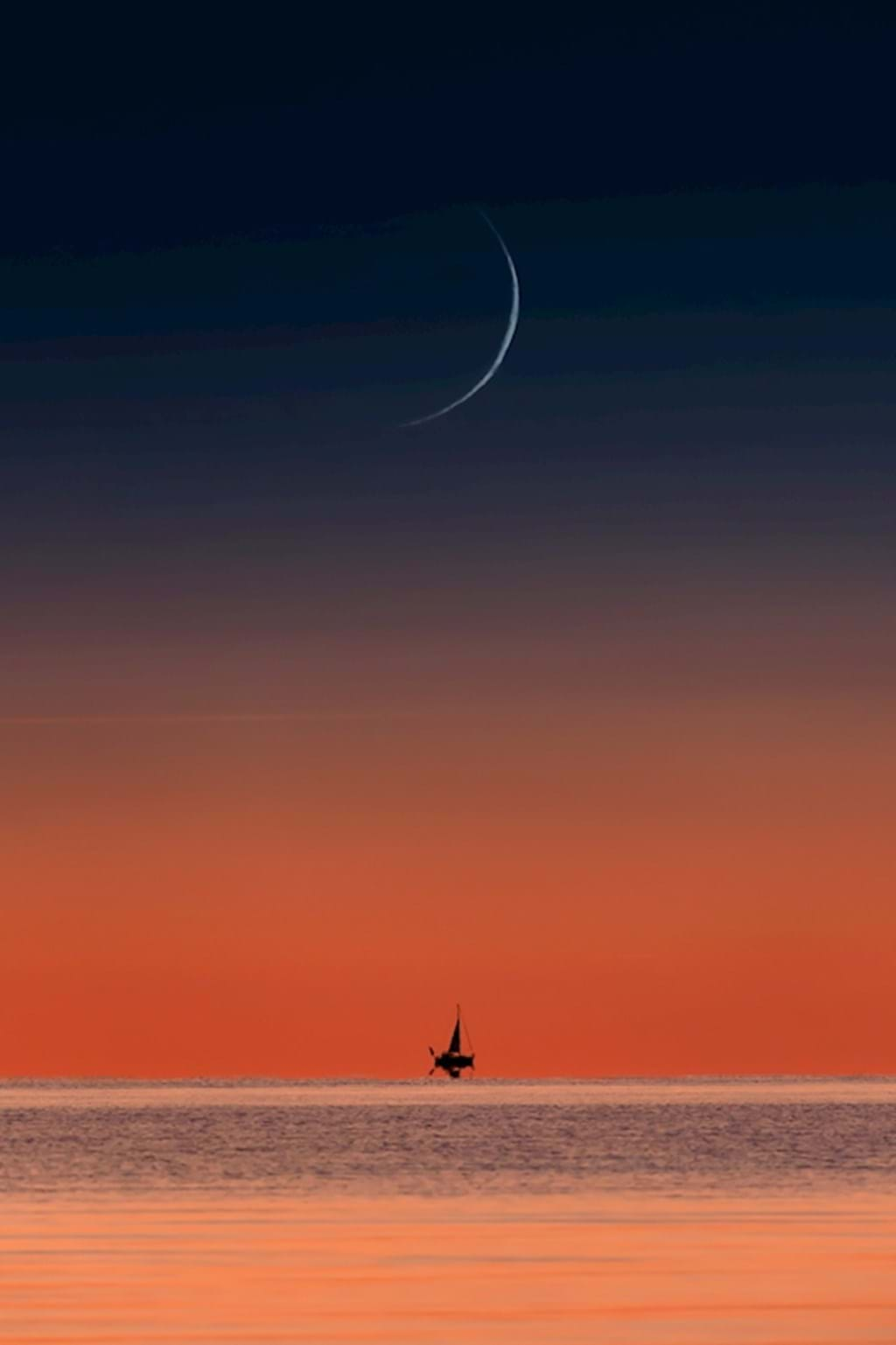 Poster: Sail me to the moon - Digital