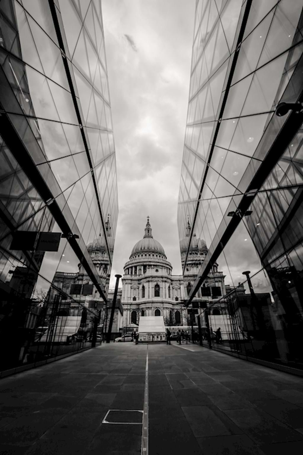 Poster: St. Paul's Cathedral - Architecture & Design