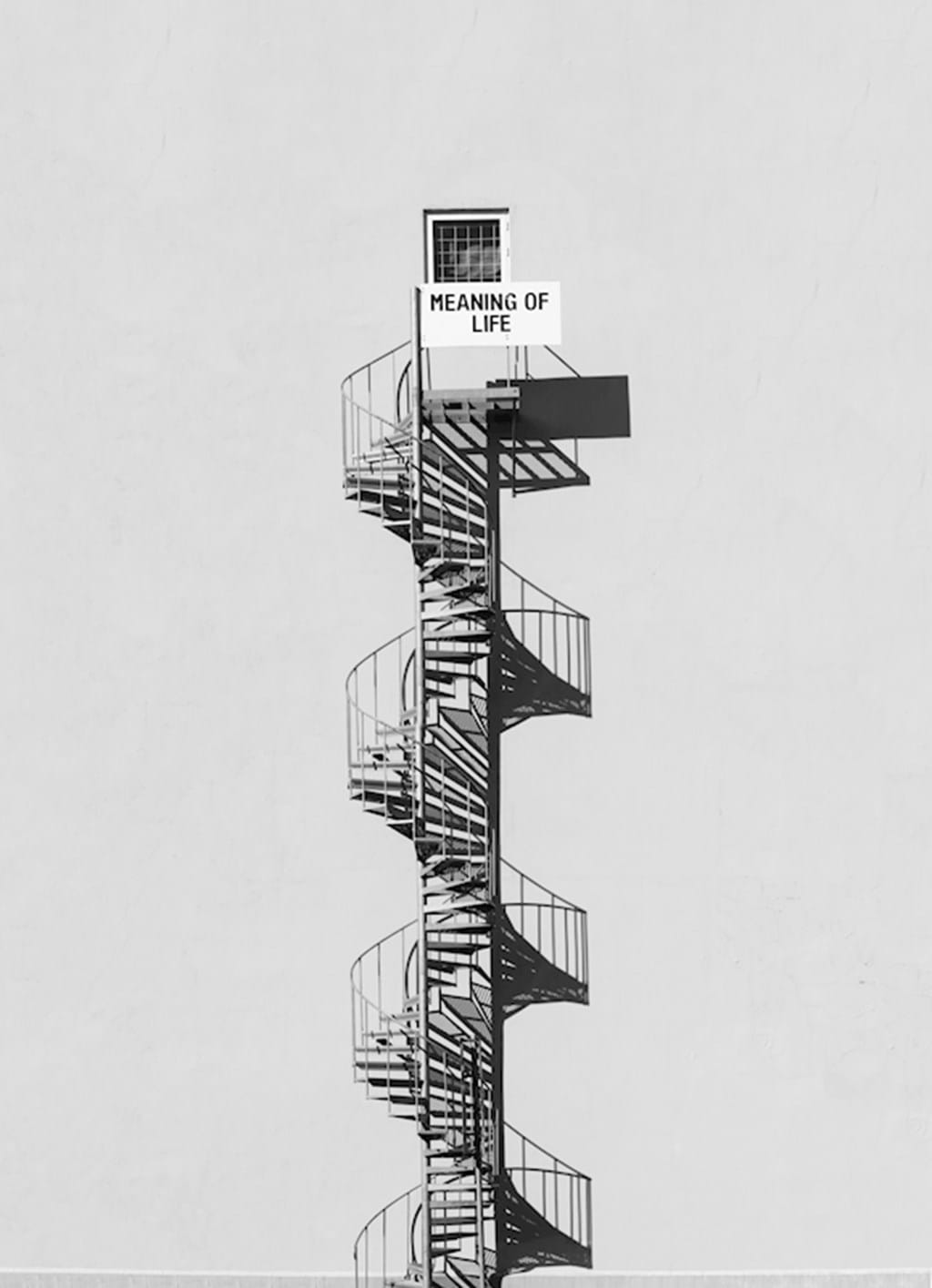 Poster: Meaning of life - Architecture & Design