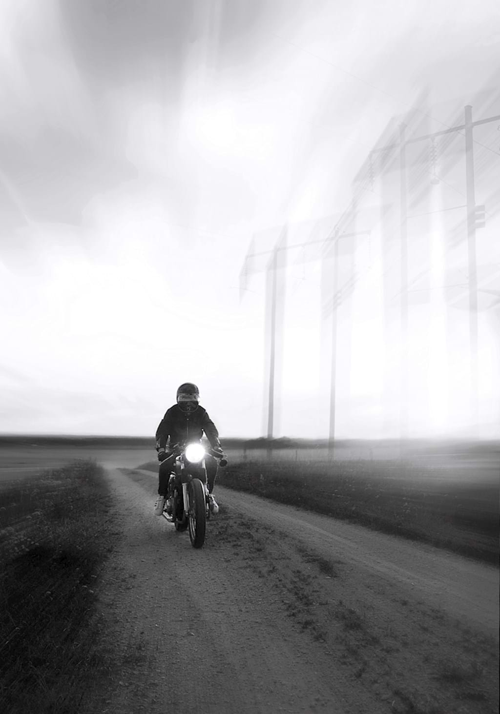 Poster: On the road - Artistic