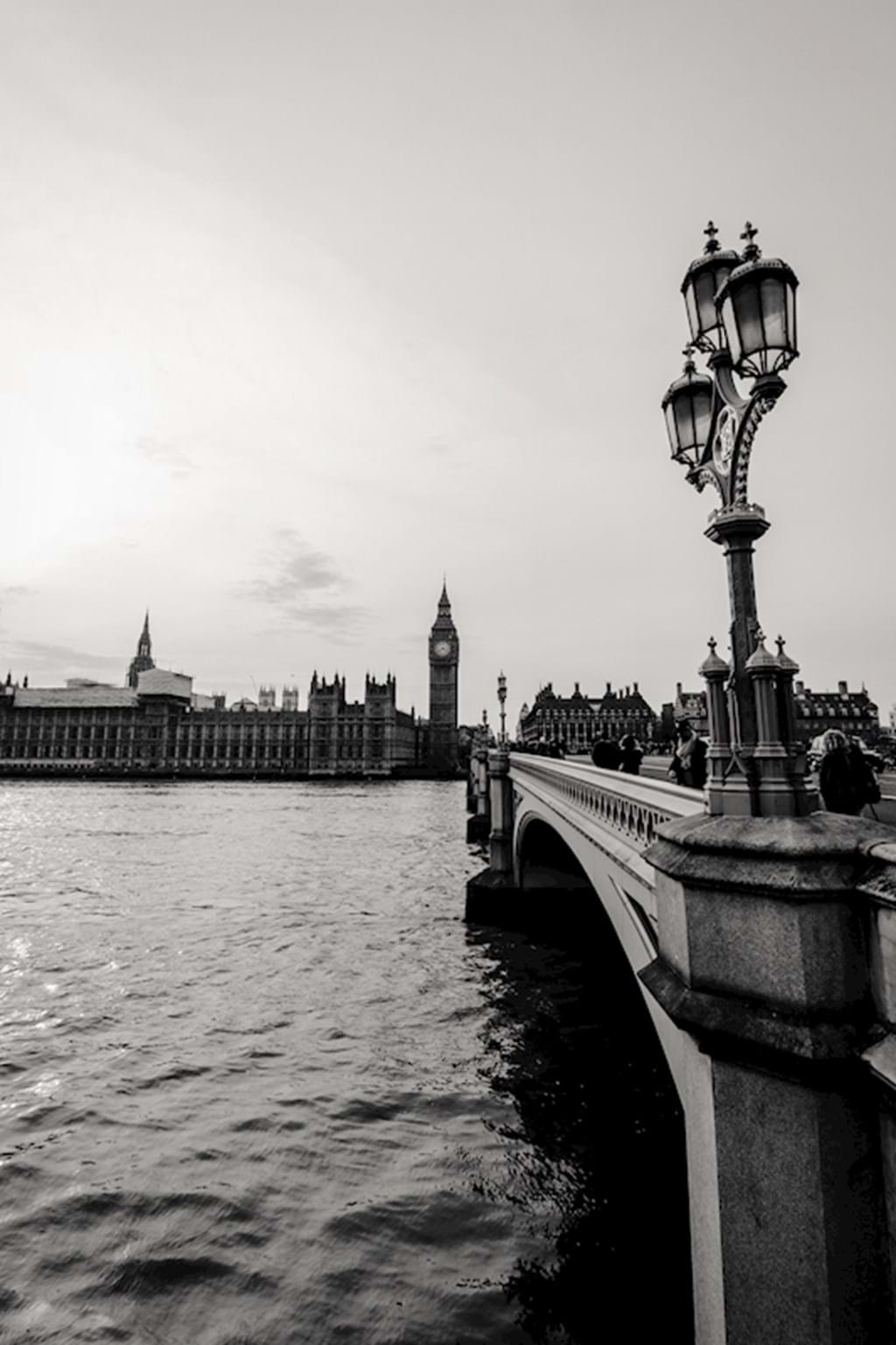 Poster: Westminster Bridge - Places & Cities