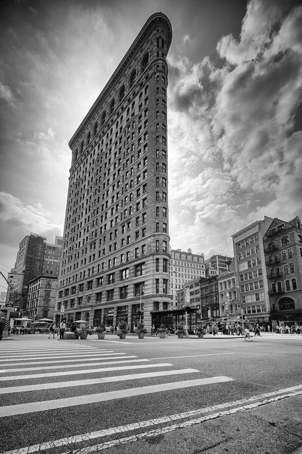 Poster: Flatiron Building - Places & Cities