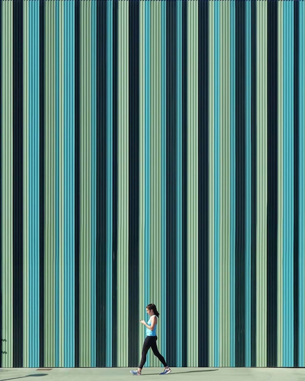 Poster: Bar code - Digital
