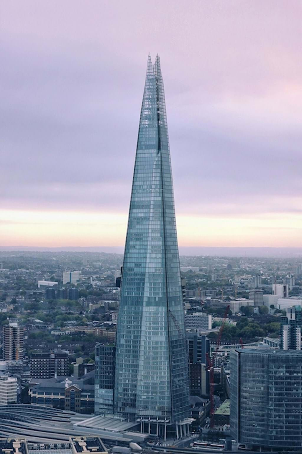 Poster: The Shard - Places & Cities