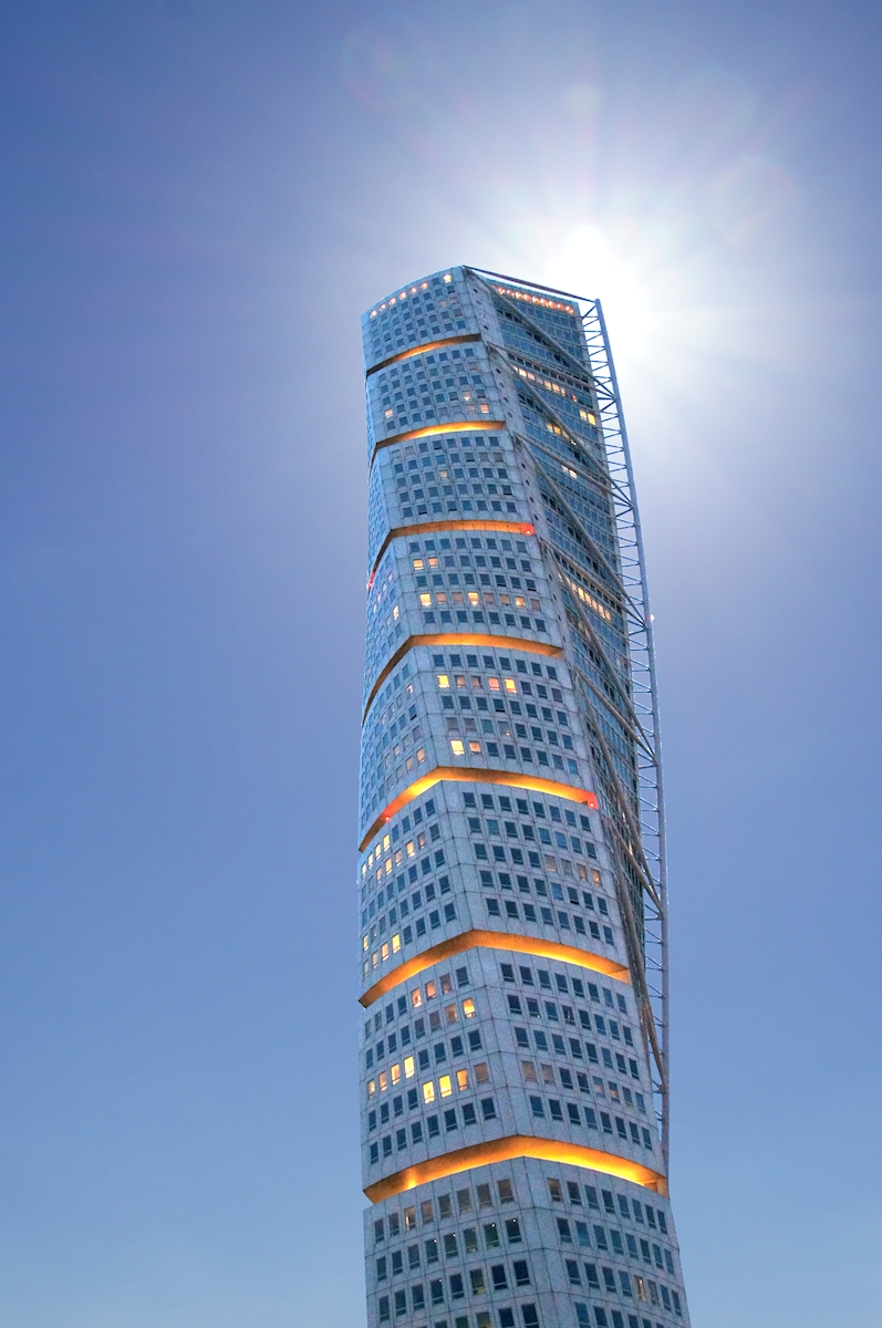 Turning Torso posters & prints by Patrik Rosenfeld