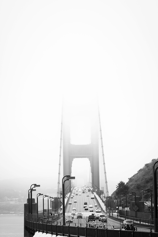 Golden Gate posters & prints by Emelie Fagerberg