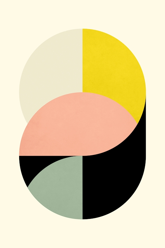 Abstract Circles posters & prints by Pascal Deckarm
