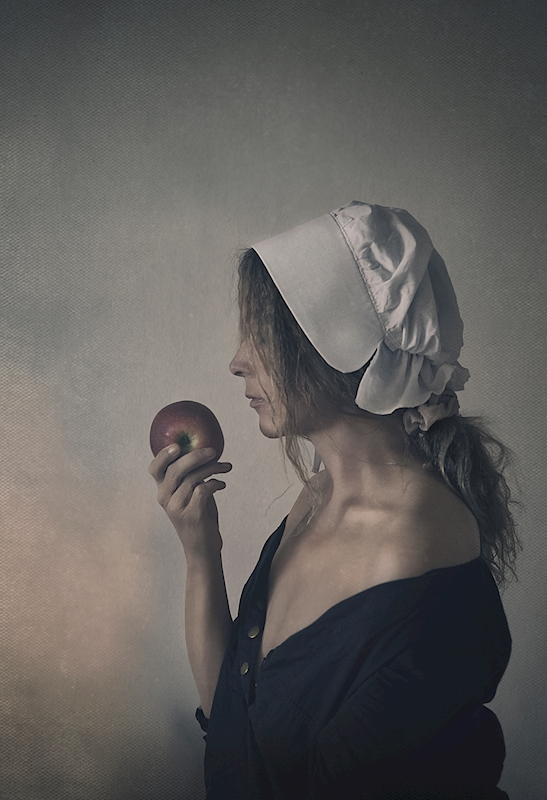 Forbidden fruit posters & prints by Annica Mari