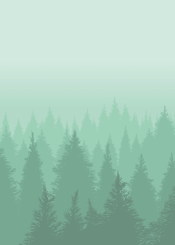 Forest posters & prints by Jonas Henriksson