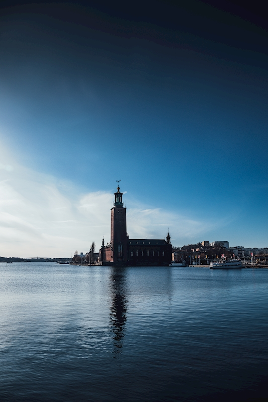 Stockholm City Hall posters & prints by Fredrik Berglund