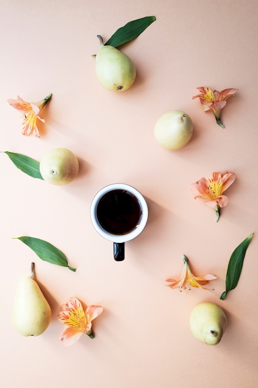 Coffee is a fruit -32 posters & prints by May-Britt Schwasta