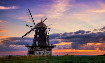 The Wind Mill!