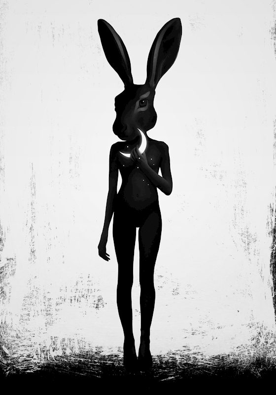 Lepus posters & prints by Ruben Ireland