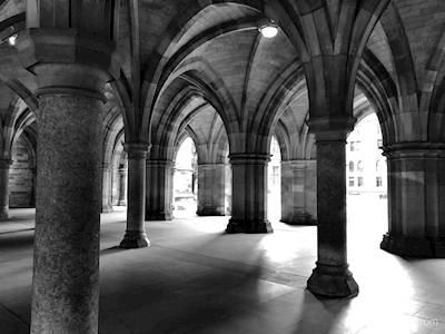 Arches and pillars