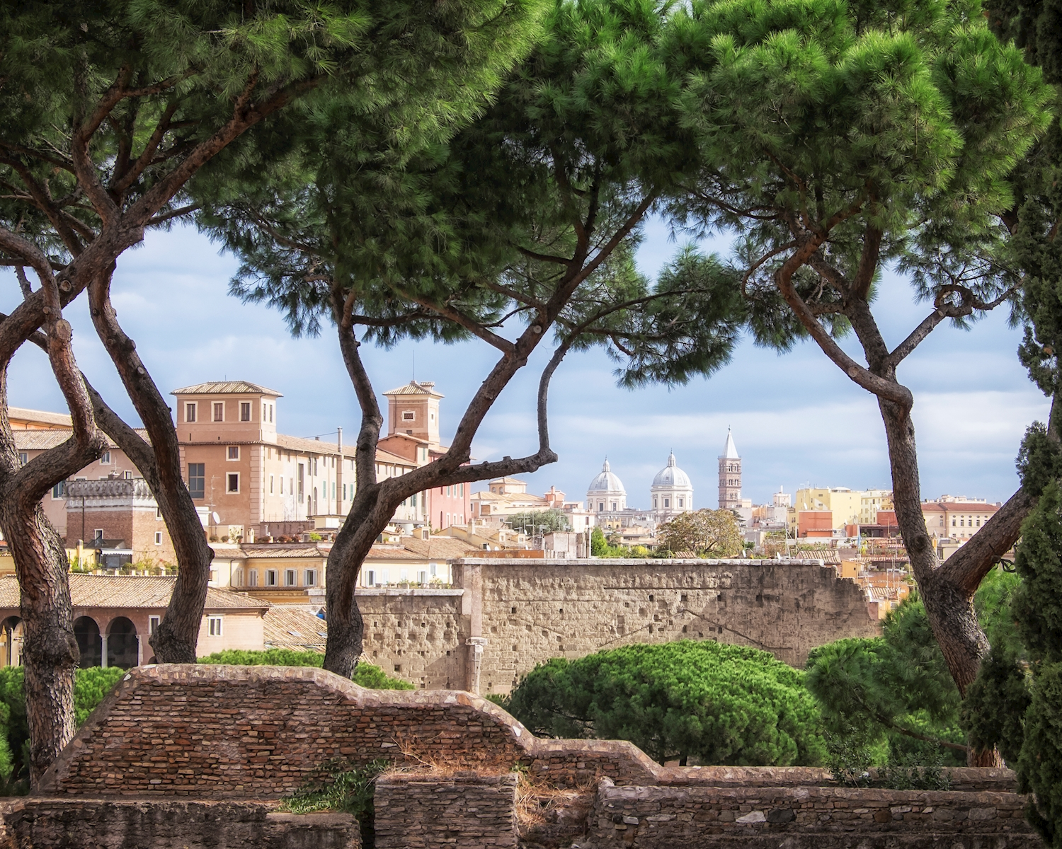 View from Capitoline Hill posters & prints by J-O Eriksson