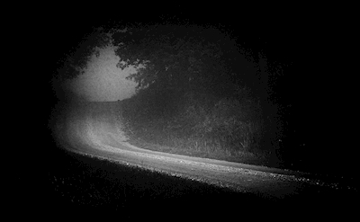 The road to the light