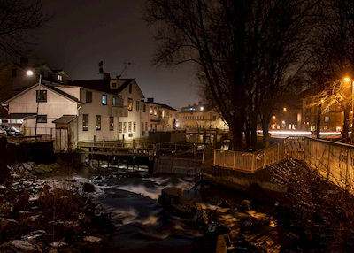 Old town of molndal