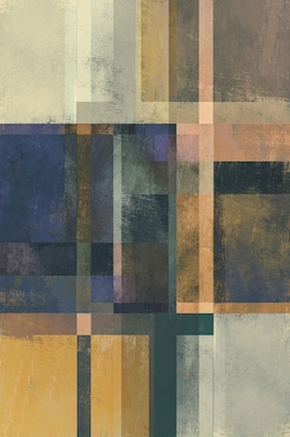 Abstract Geometry No 19