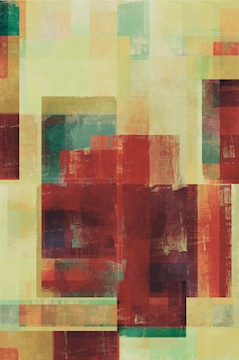 Abstract Geometry No 10