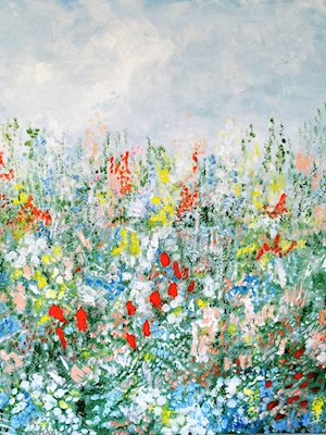Abstract No 17  Summer Meadow